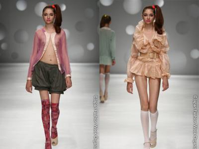 Ritsuko Shirahama, colección primavera/verano 2009