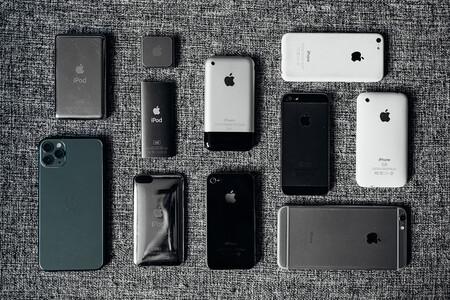 Iphone Apple Antiguos