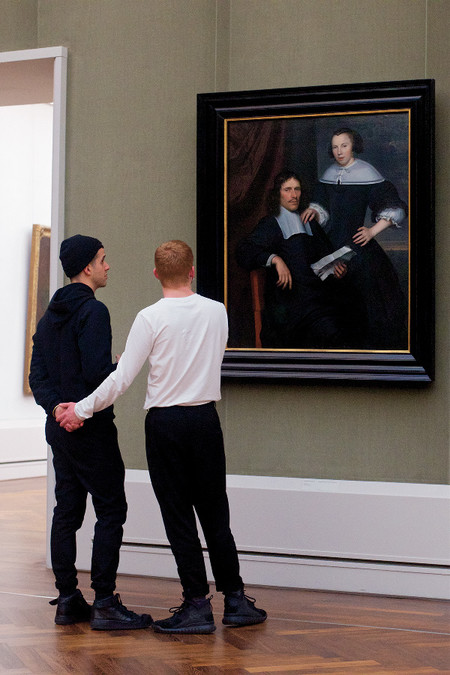 People Matching Artworks Stefan Draschan 5