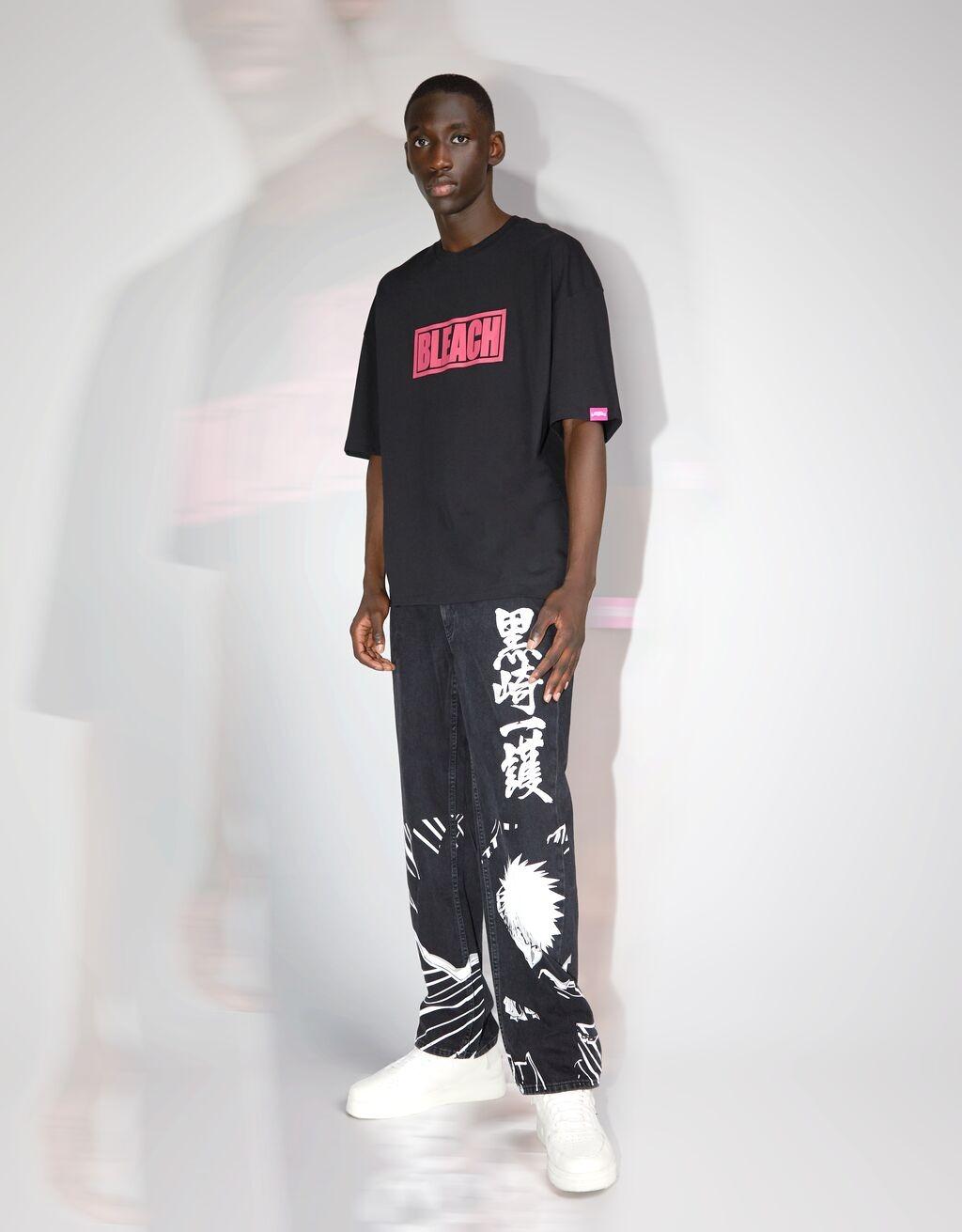 Jeans 90's Bleach x Bershka