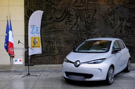 Renault Zoe 10 000 Diesel