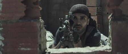 El francotirador enemigo