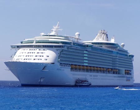 Freedom of the Seas: el mayor trasatlántico del mundo