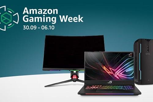 Más monitores en oferta antes de que acabe la Gaming Week de Amazon: modelos de Lenovo, HP o Benq a precios rebajados