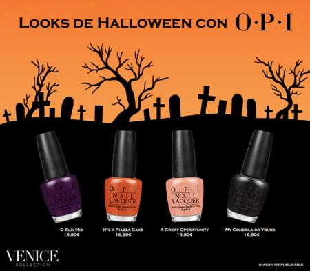 Looks De Halloween Con Opi