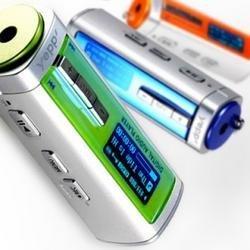 YP-T55, MP3 flash de Samsung