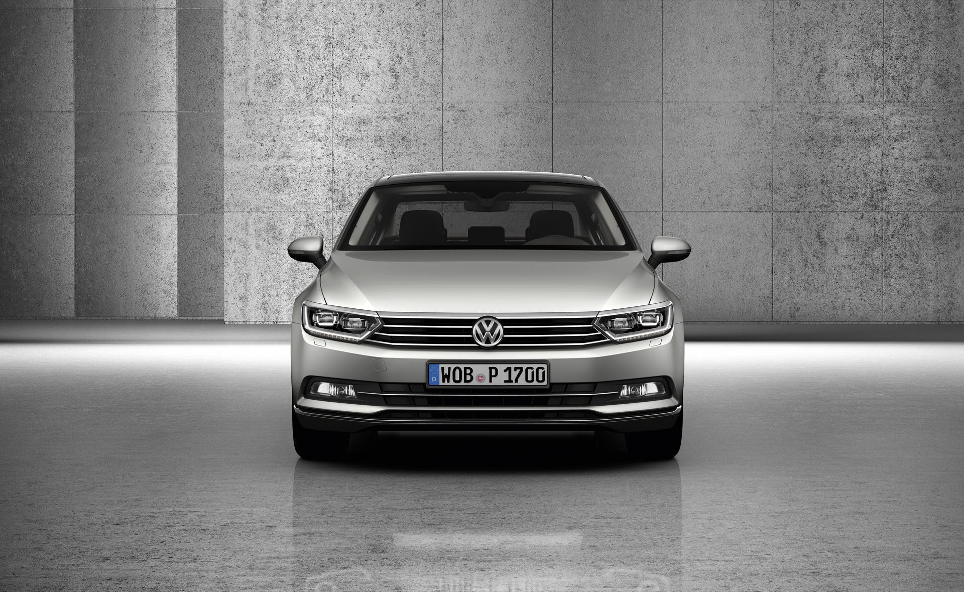 Foto de Volkswagen Passat 2015 (5/24)