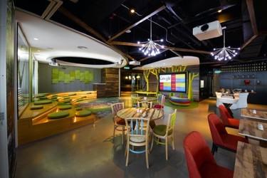 Espacios para trabajar: las oficinas de Google en Kuala Lumpur