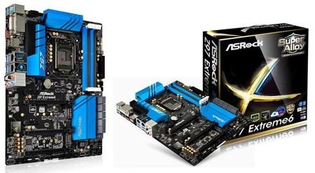 ASRock Z97 Extreme6 duplica a 32 Gb/s la velocidad de la interfaz M.2