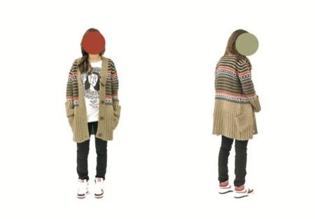 Loreak Mendian, colección Otoño-Invierno 2009/2010 VI