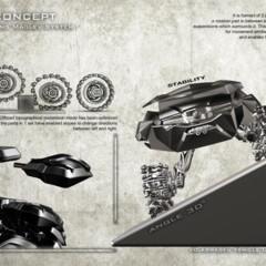 Foto 2 de 11 de la galería 2035-zaire en Motorpasión Futuro