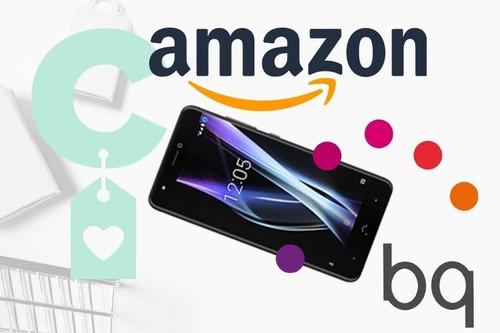 """Ofertas en smartphones BQ en Amazon: 5 smartphones """"made in Spain"""" a precios muy económicos"""