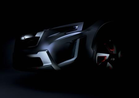 En el Salón de Ginebra veremos el Subaru XV Concept