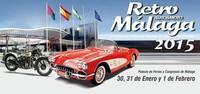 Planes de fin de semana, como ir a Retro Auto&Moto Málaga