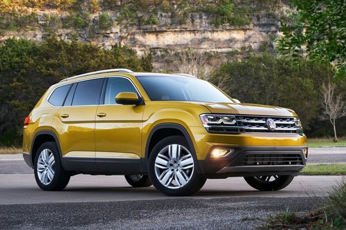 Volkswagen Teramont, al volante de un moderno y espacioso crossover de corte clásico