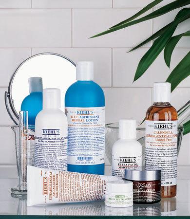 Kiehl's, cosmética natural de farmacia