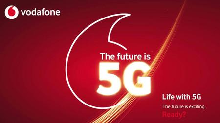 Vodafone activará el 5G en Inglaterra en julio y lo ofrecerá en roaming en España