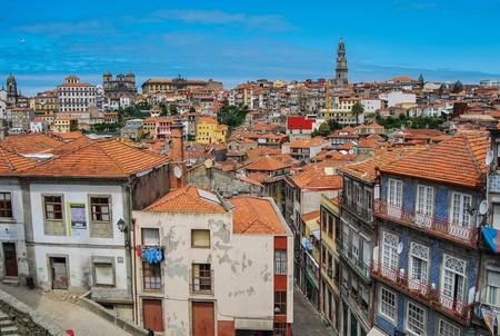 Viaje Low Cost Puente Agosto Oporto