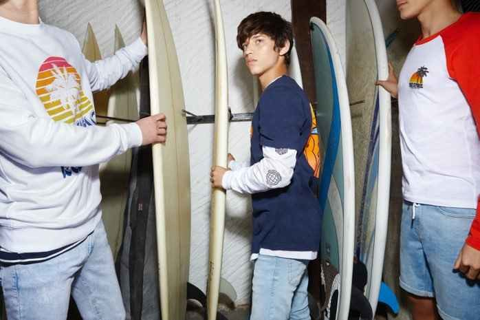 La Escena Surf De California Inspira Pacific Republic La Propuesta Colorida De Pull Bear 03
