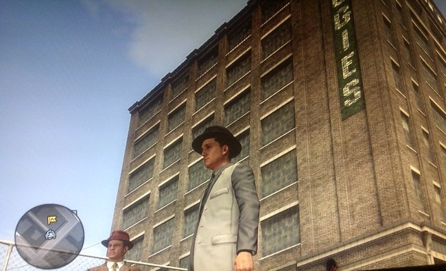 National Biscuit Company en L.A. Noire