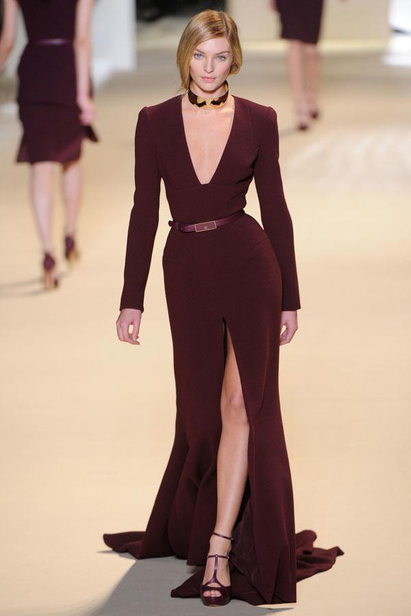 Foto de Elie Saab Otoño-Invierno 2011/2012 en la Semana de la Moda de París: la alfombra roja espera (11/32)