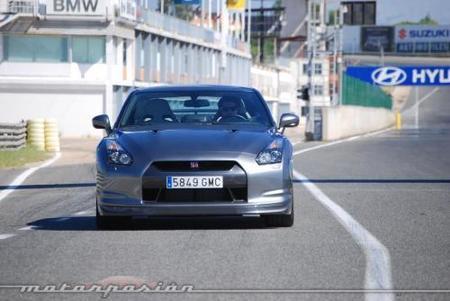 Nissan GT-R, prueba (parte 2)