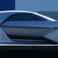 Volkswagen GT Ge Concept, de cuando tu tarea para la escuela se convierte en un proyecto oficial
