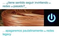 Movistar ira cerrando centrales de ADSL allá donde vaya abriendo centrales de FTTH