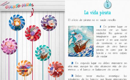 Crear una aplicación para iOS: Cuentomidas, un ejemplo de lo que se puede conseguir con ilusión y ganas