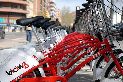 Bicing Barcelona a la vanguardia en el transporte público en bicicleta
