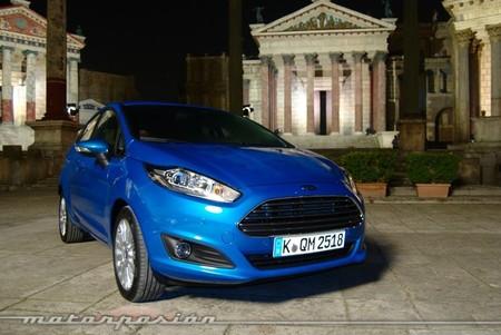 Ford Fiesta 2013, presentación y prueba en Roma