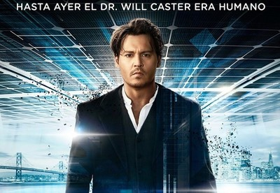 'Transcendence', inteligencia artificiosa