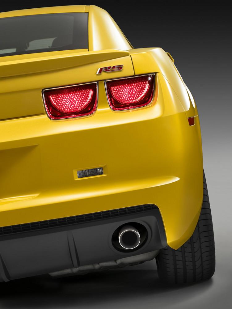 Foto de 2010 Chevrolet Camaro (43/56)