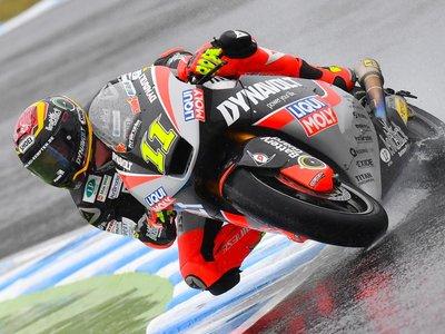 Sandro Cortese se queda fuera de Moto2; Kiefer Racing sólo tendrá una moto y será para Aegerter