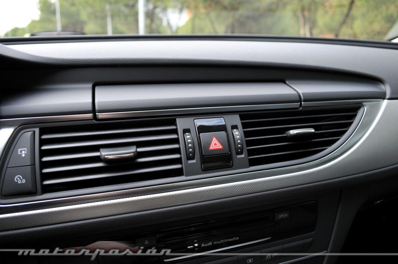 Foto de Audi A6 hybrid (prueba) (99/120)