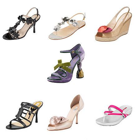 Zapatos y bolsos Prada Primavera-Verano 2008