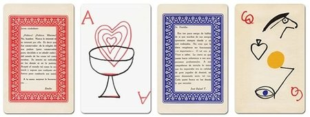 Se reedita 'Juego de cartas', una original obra de Max Aub