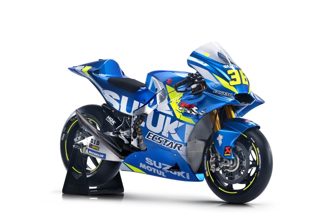 Foto de Presentación MotoGP Suzuki 2019 (14/60)