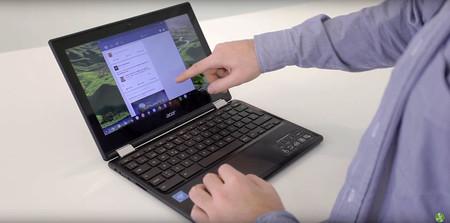 ¿Qué se puede y qué no se puede hacer con un Chromebook que soporta apps Android?