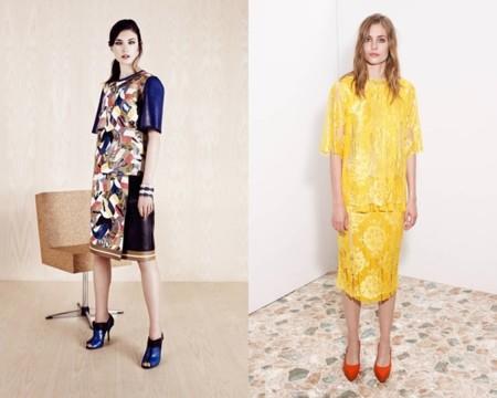 Looks combinados Fendi y Stella McCarteny