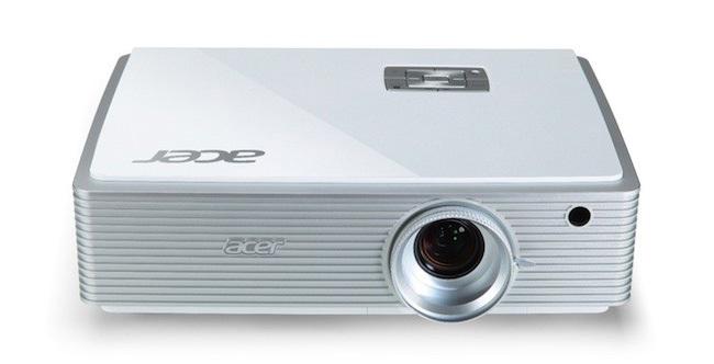 Acer K750, el primer proyector Full HD con tecnología láser-LED