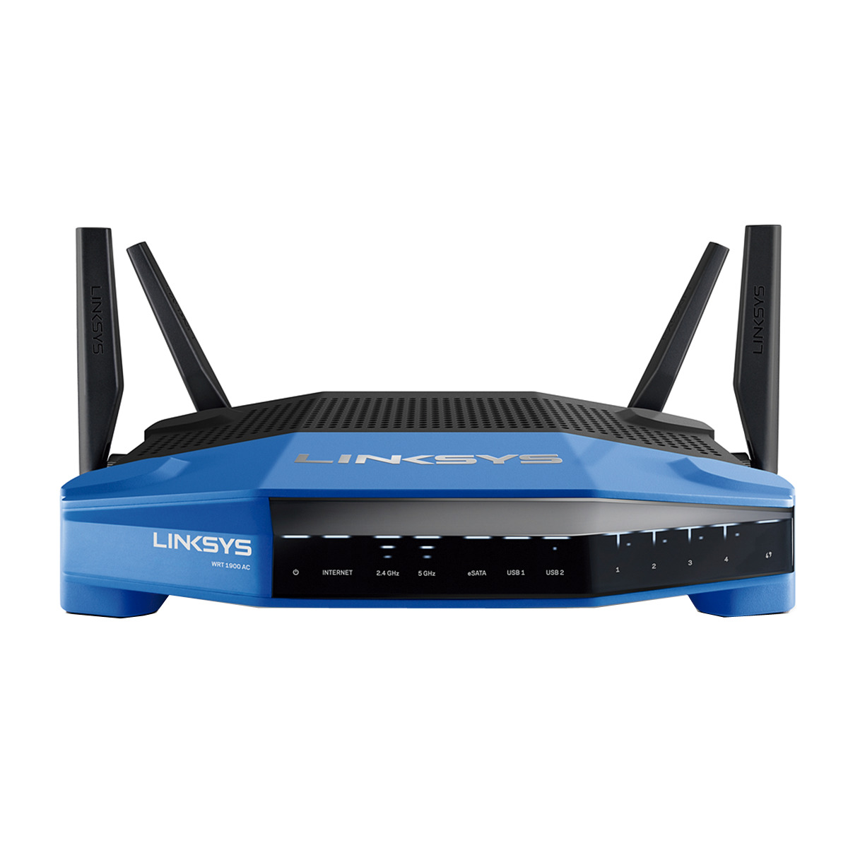 Router Smart Wi-Fi Linksys WRT1900ACS doble banda