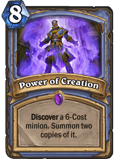 Power Of Creation