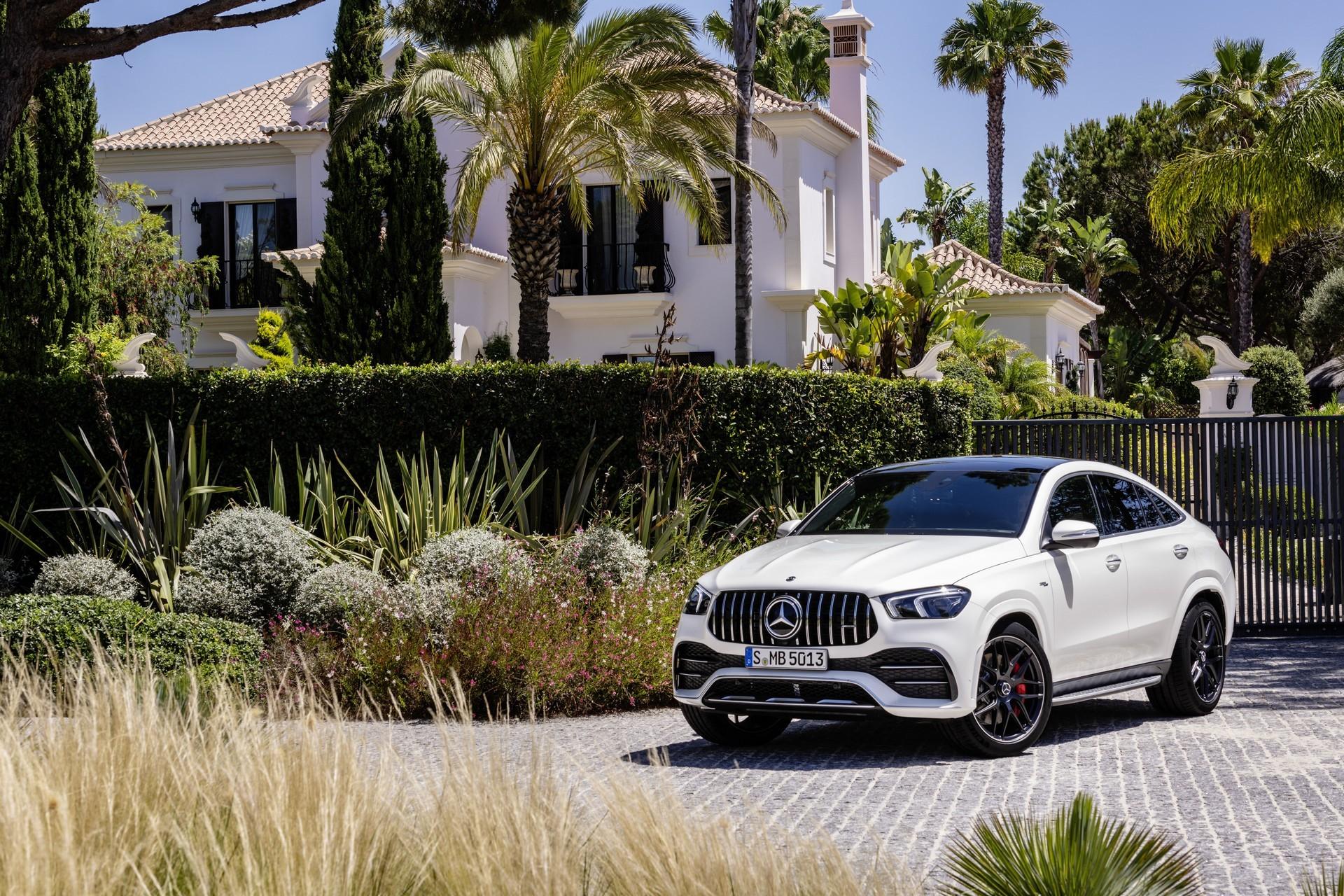 Foto de Mercedes-Benz GLE Coupé 2020 (24/52)