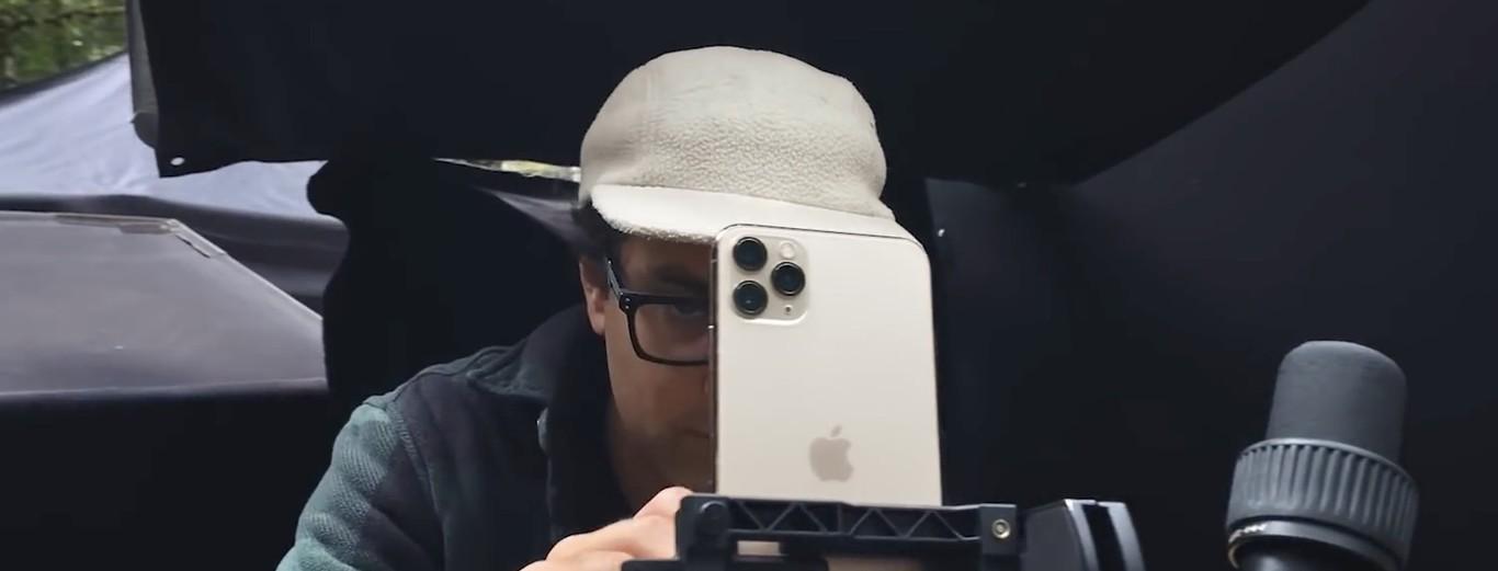 En el vídeo vemos cómo Apple montó las escenas que posteriormente se usaron en el vídeo oficial de presentación de los iPhone 11 Pro.