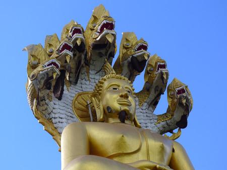 Phra Nakprok en Tha Ton Hill