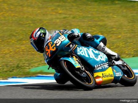 Victoria de Bradley Smith en en Gran Premio de España en Jerez