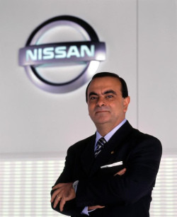 Carlos Ghosn - Nissan