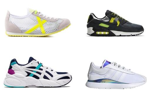 Liquidación de últimas unidades de zapatillas Nike, Adidas, Asics o Puma en El Corte Inglés con hasta el 50% de descuento