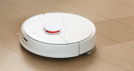 Robot aspirador Xiaomi Mi Robot Vacuum 2, con mopa, por 335 euros y envío gratis desde Alemania